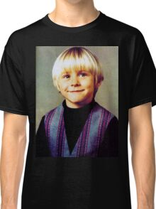 Young Kurt Cobain Classic T-Shirt