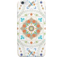 Mandalas and Dragonfly Pattern # 2 iPhone Case/Skin