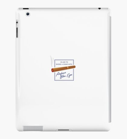 The Lie  iPad Case/Skin