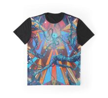 Mnemonic Traveler Graphic T-Shirt