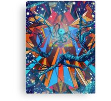 Mnemonic Traveler Canvas Print