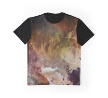 Grunge-y Waters Graphic T-Shirt