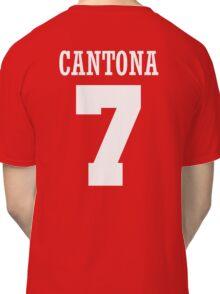 Cantona no. 7 Classic T-Shirt