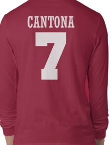 Cantona no. 7 Long Sleeve T-Shirt