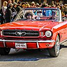 Ford Mustang by Rebecca Bryson