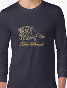Beauty & the Beast 2 Long Sleeve T-Shirt