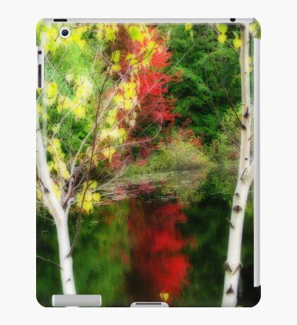 Through the Birches iPad Case/Skin