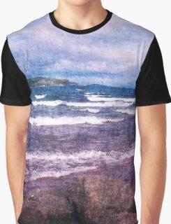 Lake Superior Islands Graphic T-Shirt