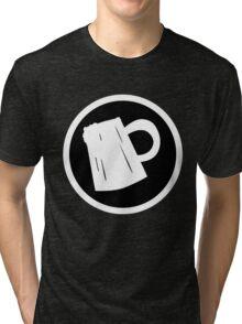 Cider Party Flat Logo Tri-blend T-Shirt