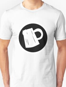 Cider Party Flat Logo Unisex T-Shirt