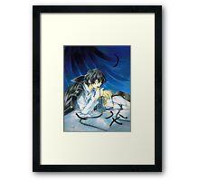 Pandora Hearts - Gil & Oz Framed Print