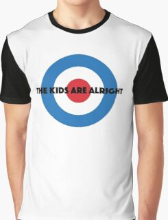 The Kids Are Alright Graphic T-Shirt