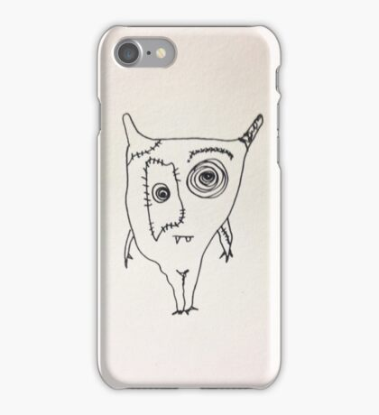 "The Mini Monster Illustrations - ""Ialtóg"" iPhone Case/Skin"