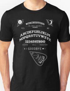 SUPERNATURAL OUIJA BOARD Unisex T-Shirt