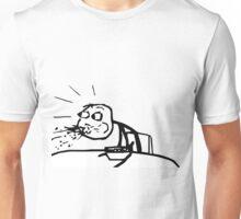 Meme spitting Unisex T-Shirt