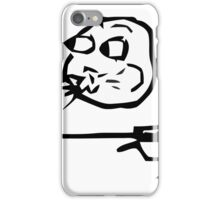 Meme spitting iPhone Case/Skin