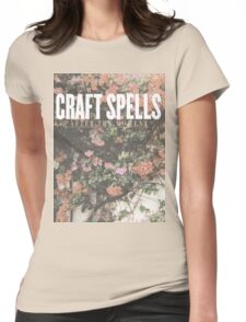 Craft Spells  Womens Fitted T-Shirt