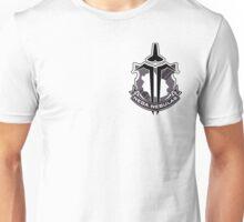 Accel World - Nega Nebulas Insignia (Black King) Unisex T-Shirt