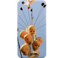 These Dolls Gave Great Head-s iPhone Case/Skin