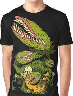 Venus Fly Trap Graphic T-Shirt