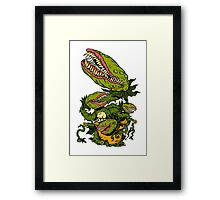 Venus Fly Trap Framed Print