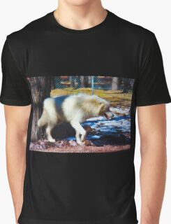 """""""Call of the Wild"""" --title by Jack London Graphic T-Shirt"""