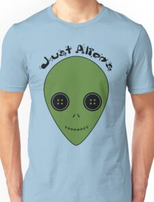 Just Aliens Unisex T-Shirt