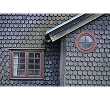Bucolic Old House Photographic Print
