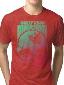 Nikochan Tri-blend T-Shirt