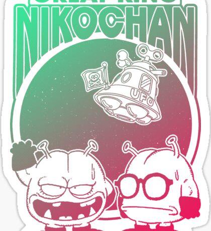 Nikochan Sticker