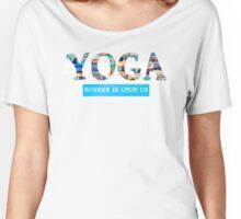 Yoga Summer Women's Relaxed Fit T-Shirt