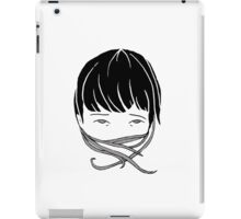 STRING iPad Case/Skin