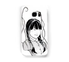 STRING GIRL Samsung Galaxy Case/Skin