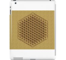 Tree of Life on Parchment iPad Case/Skin