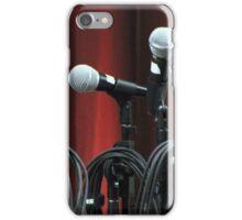 Ok, Tune Those Voices...memememememe......... iPhone Case/Skin