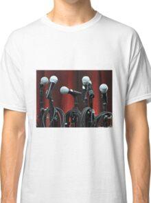 Ok, Tune Those Voices...memememememe......... Classic T-Shirt