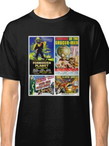 Sci-fi Movie Poster Collection #4 Classic T-Shirt