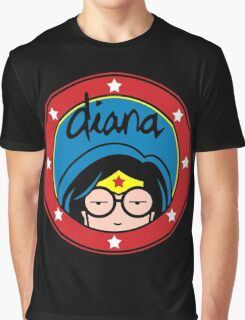 Diana Graphic T-Shirt