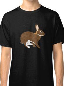 Chestnut Agouti Rabbit Classic T-Shirt