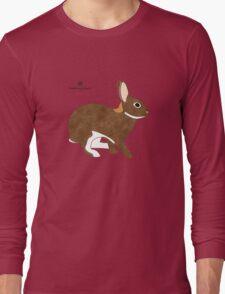 Chestnut Agouti Rabbit Long Sleeve T-Shirt