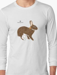 Chestnut Agouti Rabbit Long Sleeve T-Shirt