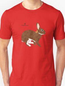 Chestnut Agouti Rabbit Unisex T-Shirt