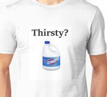 Thirsty? bleach shirt Unisex T-Shirt