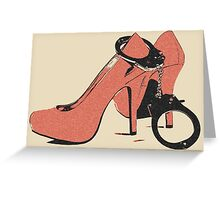 Dirty Girls, Dirty Toys, Dirty Play 4 Greeting Card