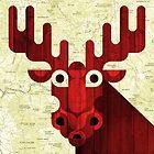 Moose by Scott Partridge
