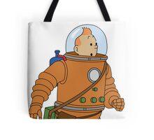 Belgium in Space  Tote Bag