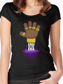 Kobe End of an Era Women's Fitted Scoop T-Shirt