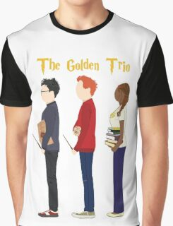 The Golden Trio Graphic T-Shirt