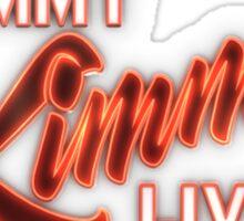Jimmy Kimmel Live | Official 2016 Sticker