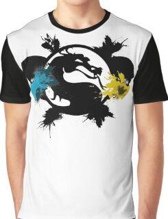 Mortal Kombat Graphic T-Shirt